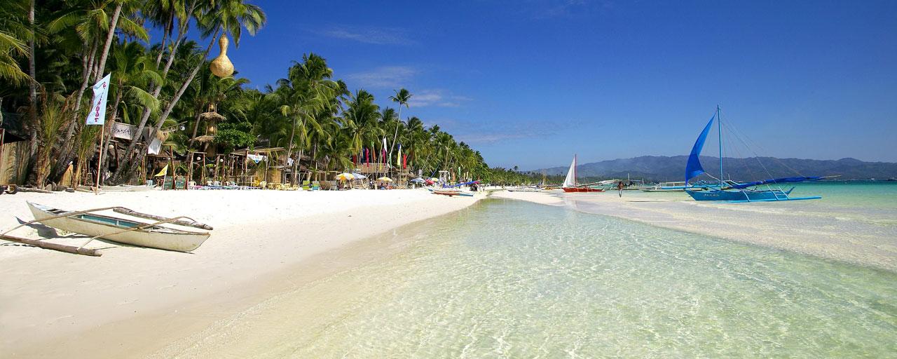 philippines plages