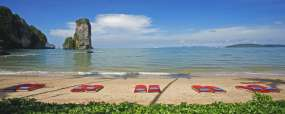 Plage du Centara Grand Beach Resort & Villas Krabi