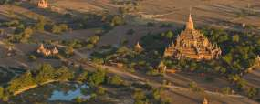 Bagan © Marc Dozier