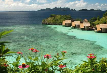 Raja Ampat © Misool Eco Resort