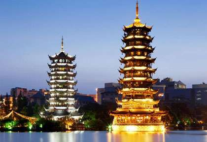 Guilin - centre - chine - guangxi - starwood