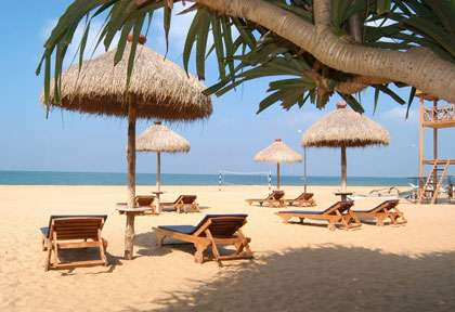 © Mount Lavinia Hotel Beach - Colombo - Sri Lanka