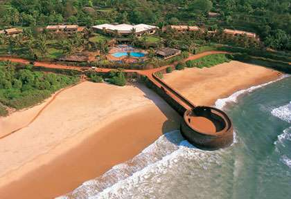 Plage du Sud de Goa - Inde © Taj Hotels and Palace