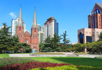 Concession francaise - Shanghai - Chine © Rodho - Shutterstock